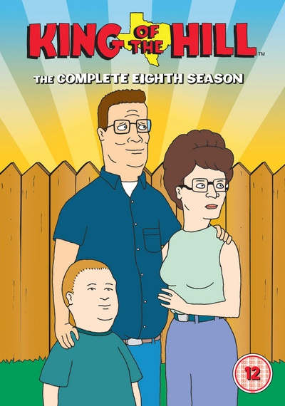 King Of The Hill - Complete Season 8 [DVD] by Fremantle, ISBN: 5030697031693
