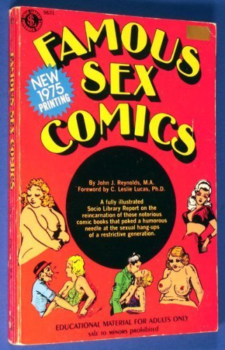 Famous Sex Comics (Tijuana Bible Anthology)