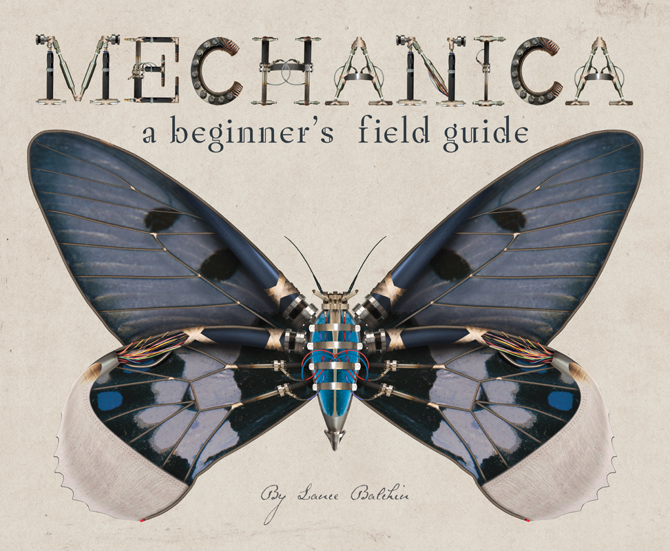 Mechanica by Lance Balchin, ISBN: 9781760401085
