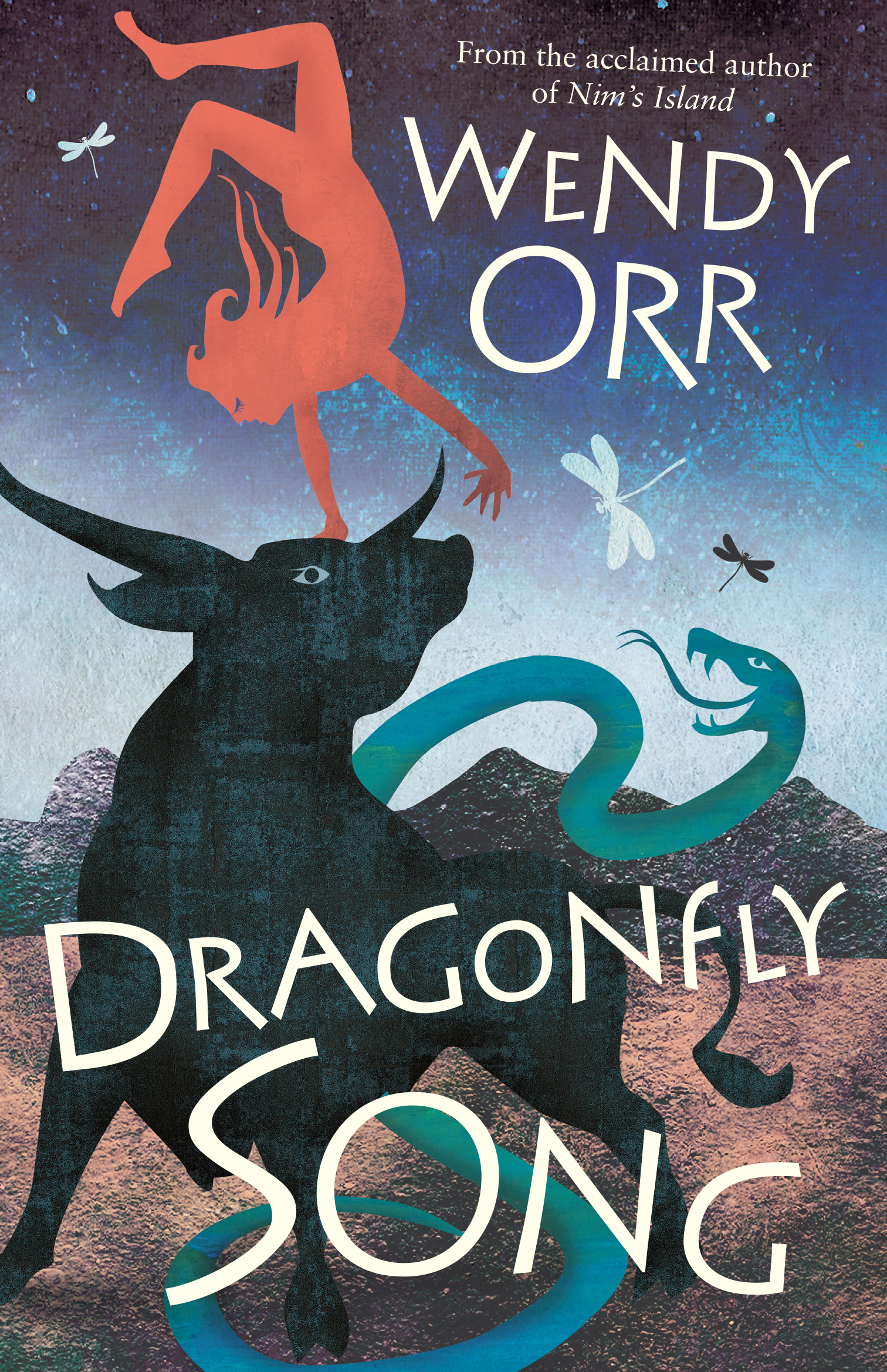 The Dragonfly Song by Wendy Orr, ISBN: 9781760290023