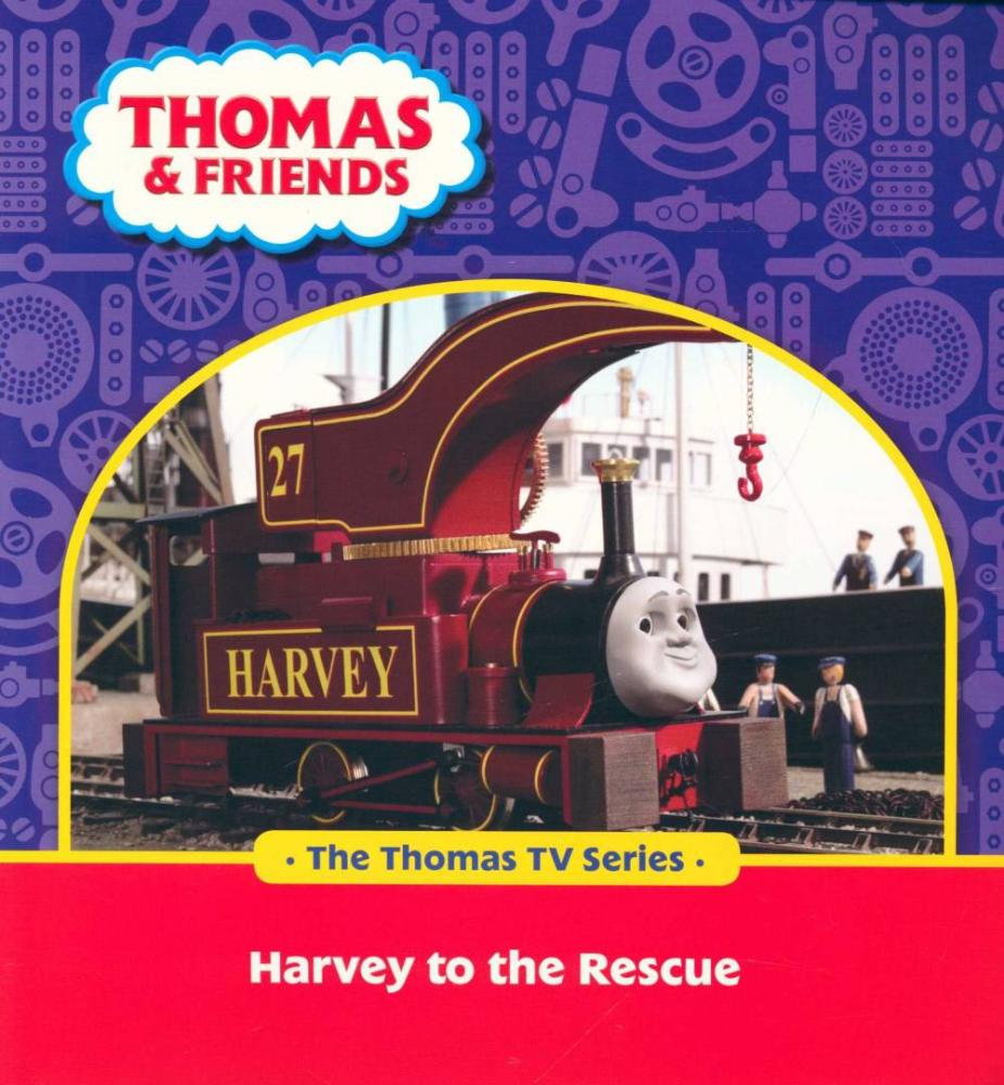 Harvey to the Rescue by UNKNOWN, ISBN: 9780603566820