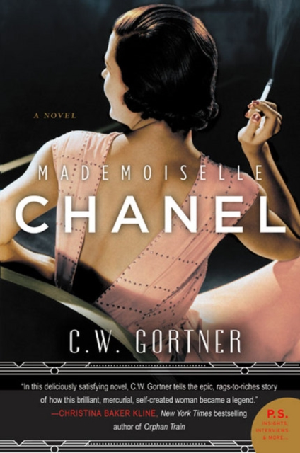 Mademoiselle Chanel by C. W. Gortner, ISBN: 9780062356437