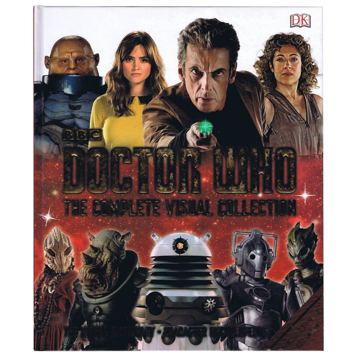 Doctor Who:The Complete Visual Collection