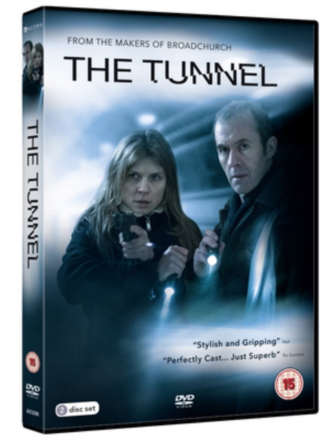 The Tunnel: Series 1 2-Disc Set [DVD] by Unknown, ISBN: 5036193032905