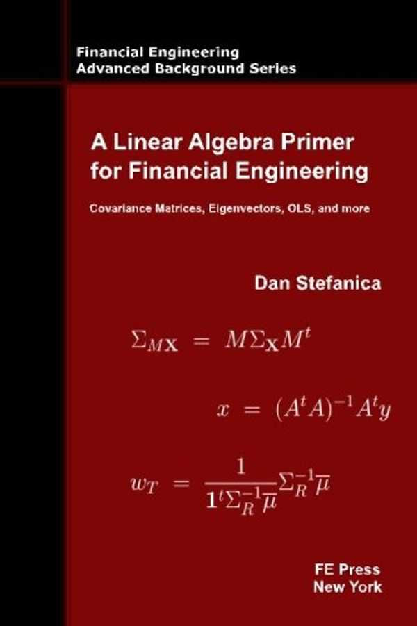 Booko: Comparing prices for A Linear Algebra Primer for