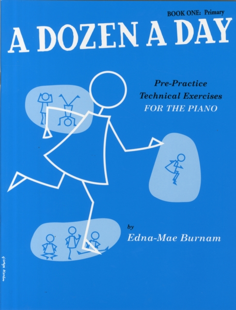A Dozen A Day: Primary Bk. 1