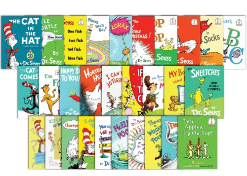 Your Favorite Seuss (58 Volume Set)
