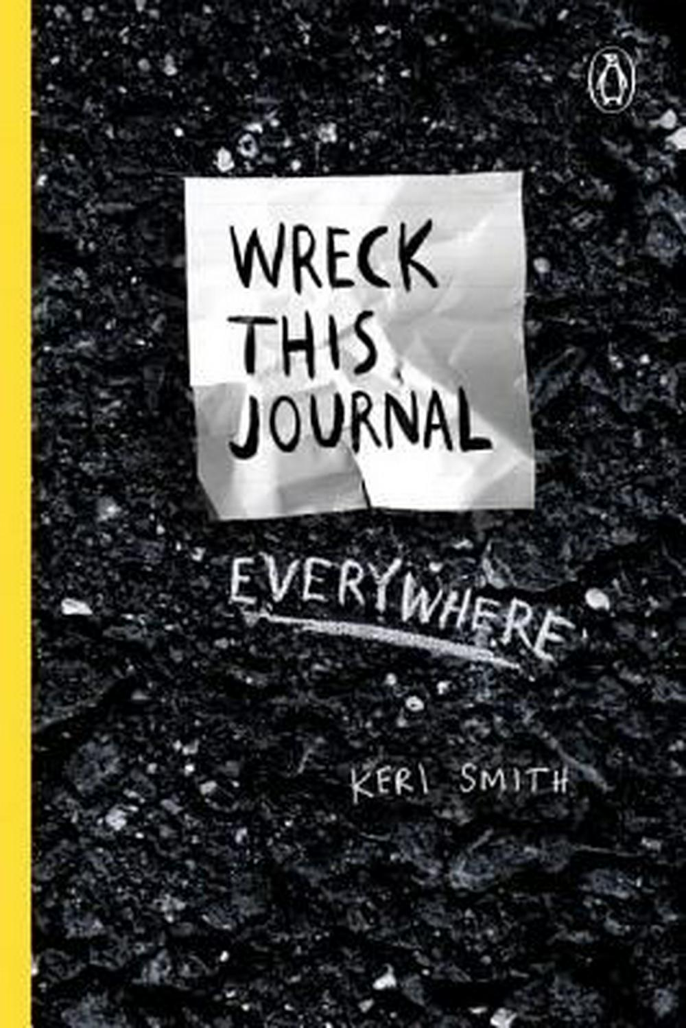 Wreck This Journal on the Go