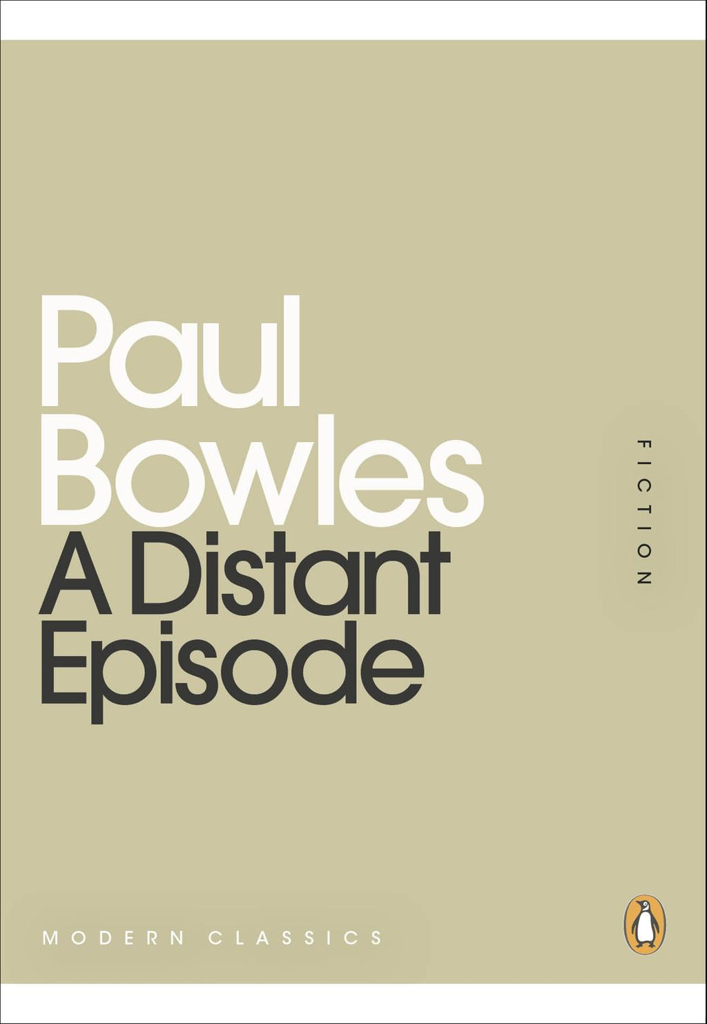 a distant episode by paul bowles Provided to youtube by the orchard enterprises a distant episode paul bowles baptism of solitude ℗ 2010 metastation released on: 2010-10-29 auto-generated by youtube.