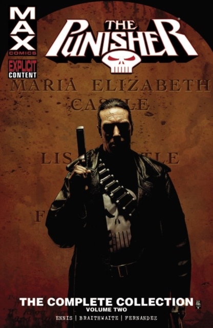 Punisher Max: The Complete Collection Vol. 2 by Garth Ennis, ISBN: 9781302900168
