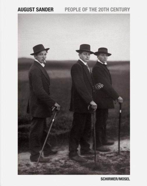 August Sander: People of the 20th Century