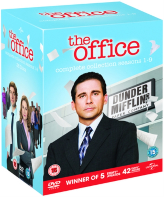 The Office - An American Workplace - Season 1-9 Complete [DVD] [2014]
