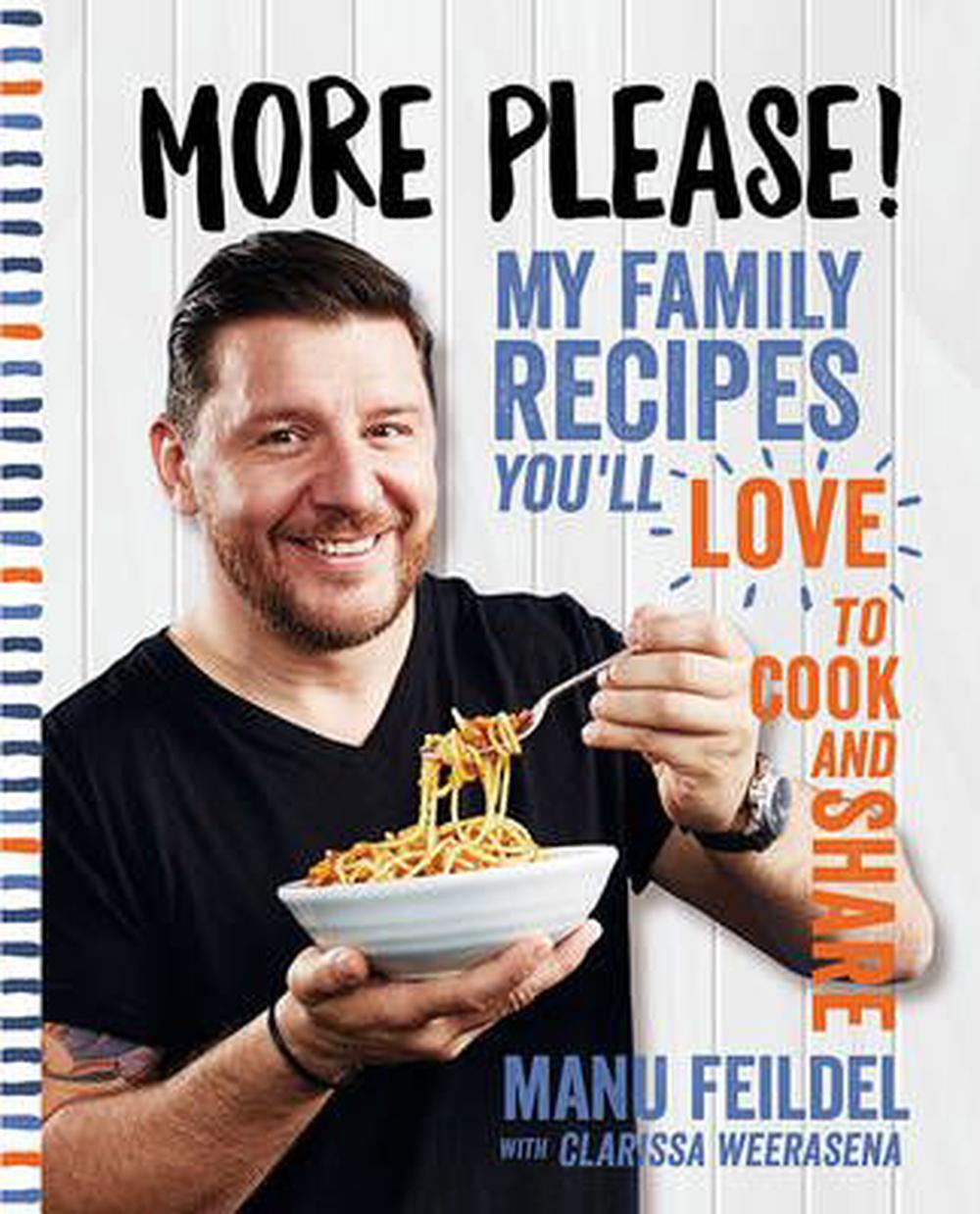 More Please! by Manu Feildel, ISBN: 9781743368459