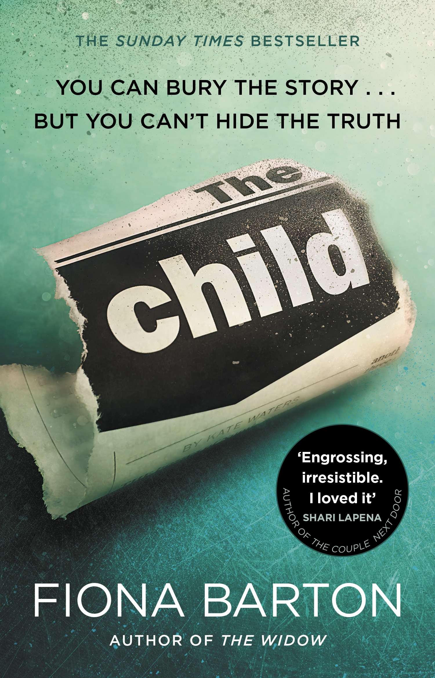 The Child by Fiona Barton, ISBN: 9780552172455
