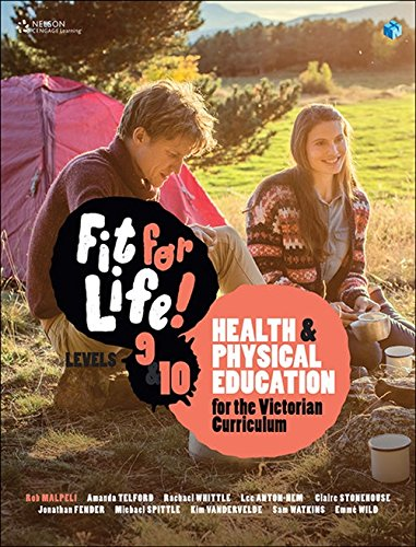 Fit for life! Years 9 &10Health and Physical education for the Victorian...