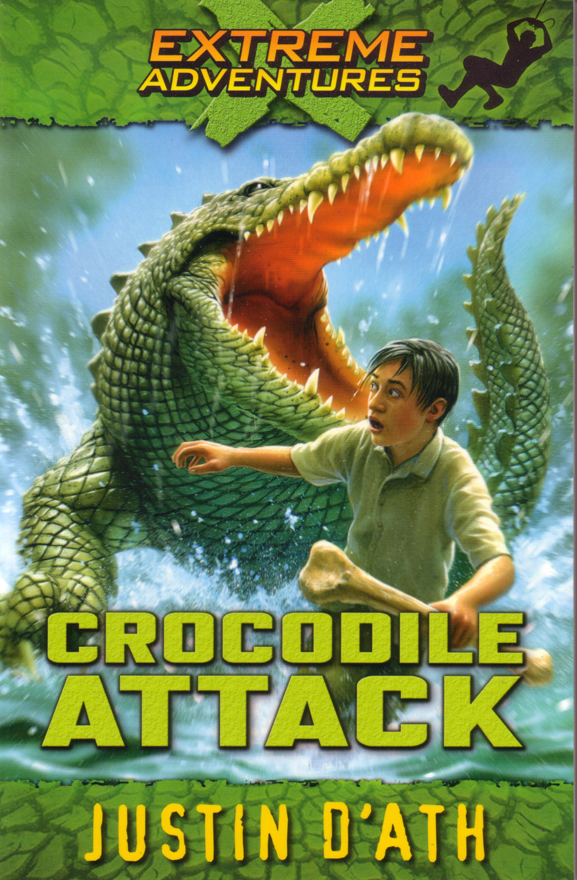 Crocodile Attack: Extreme Adventures by Justin D'Ath, ISBN: 9780143302230