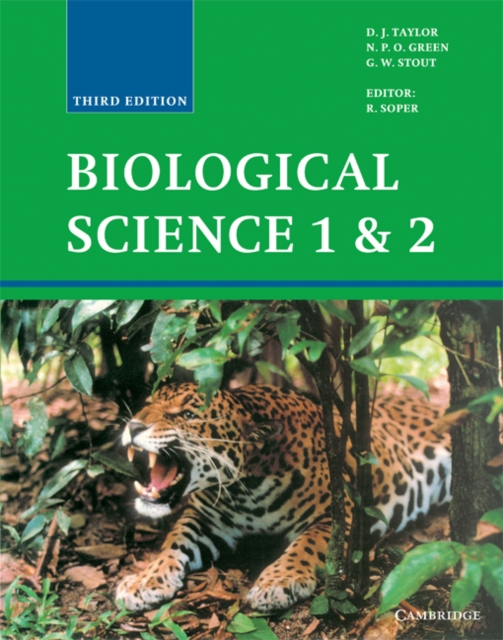 Biological Science 1 & 2 by R. Soper, ISBN: 9780521561785