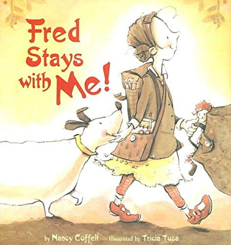 Fred Stays with Me by Nancy Coffelt, ISBN: 9780864617149