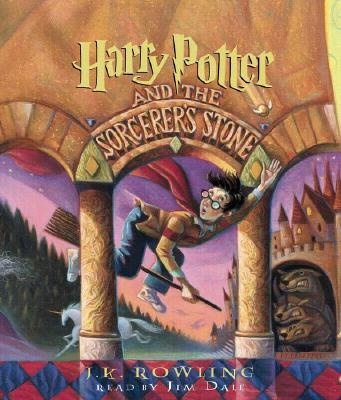 Cover Art for Harry Potter and the Sorcerer's Stone, ISBN: 9780807281956