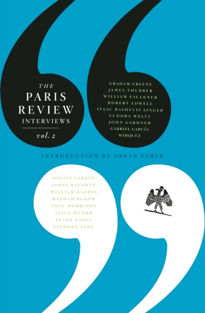Paris Review Interviews V2