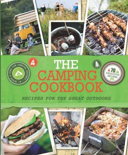 The Camping Cookbook by Parragon Book Service Ltd, ISBN: 9781472356192