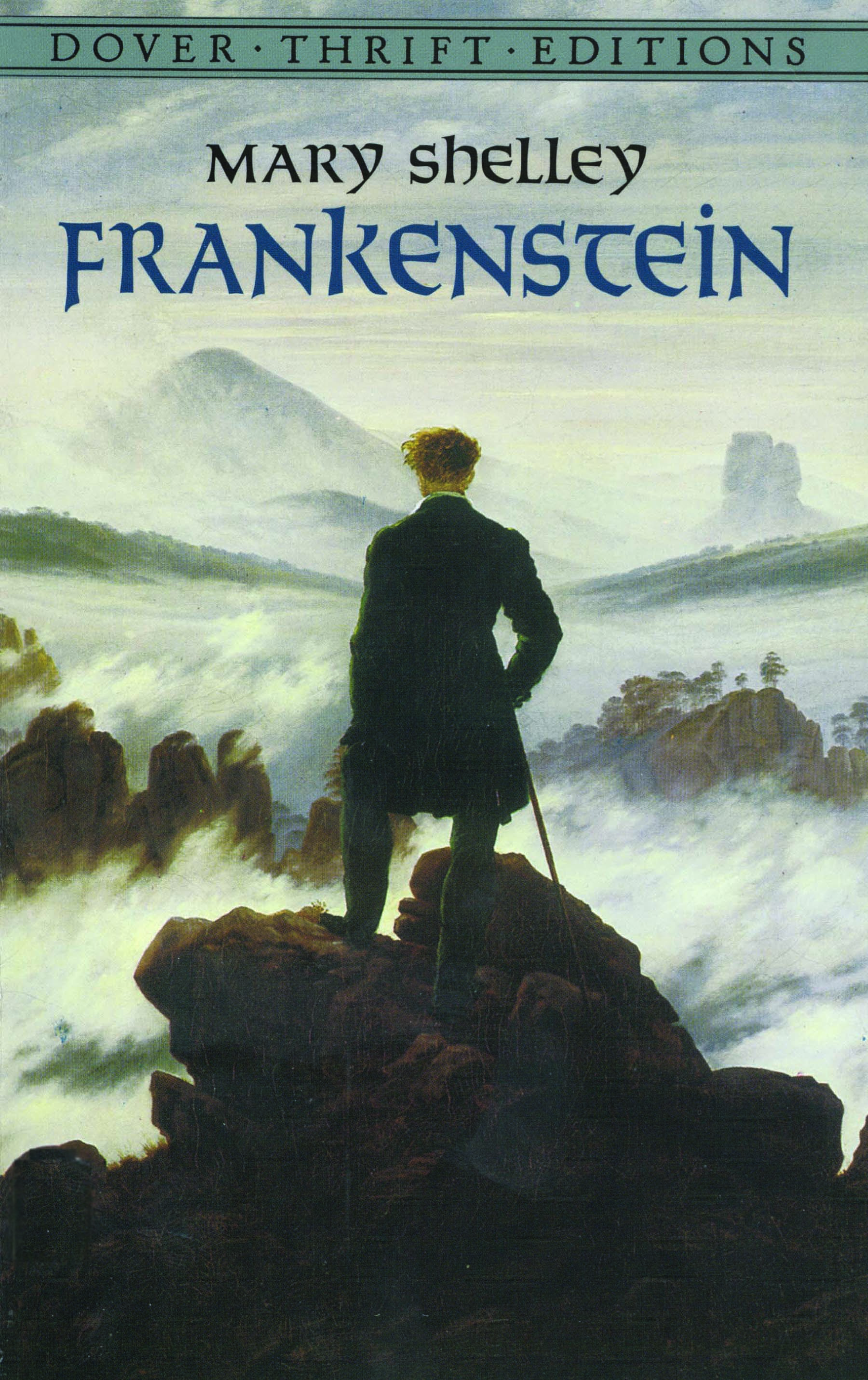 the concepts of romanticism in mary shelleys frankenstein Reading between the lines: an analysis of mary shelley's frankenstein and preferring male friendship over a romantic relationship with a woman.