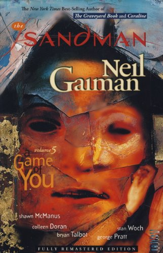 Sandman: A Game of You (New Edition) by Gaiman, Neil, ISBN: 9780857682543