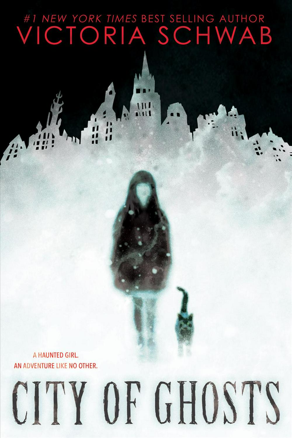 City of Ghosts by Victoria Schwab, ISBN: 9781338111002