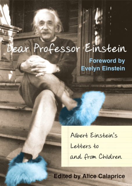 Cover Art for Dear Professor Einstein, ISBN: 9781591020158