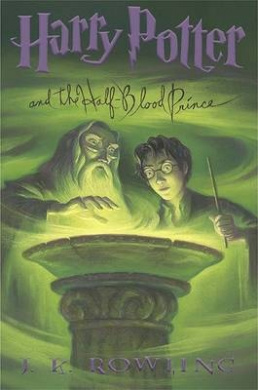 Harry Potter and the Half-Blood Prince - Library Edition by J K Rowling, ISBN: 9780439786775