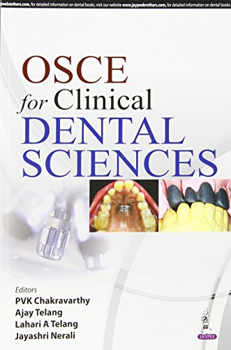 Osce for Clinical Dental Sciences