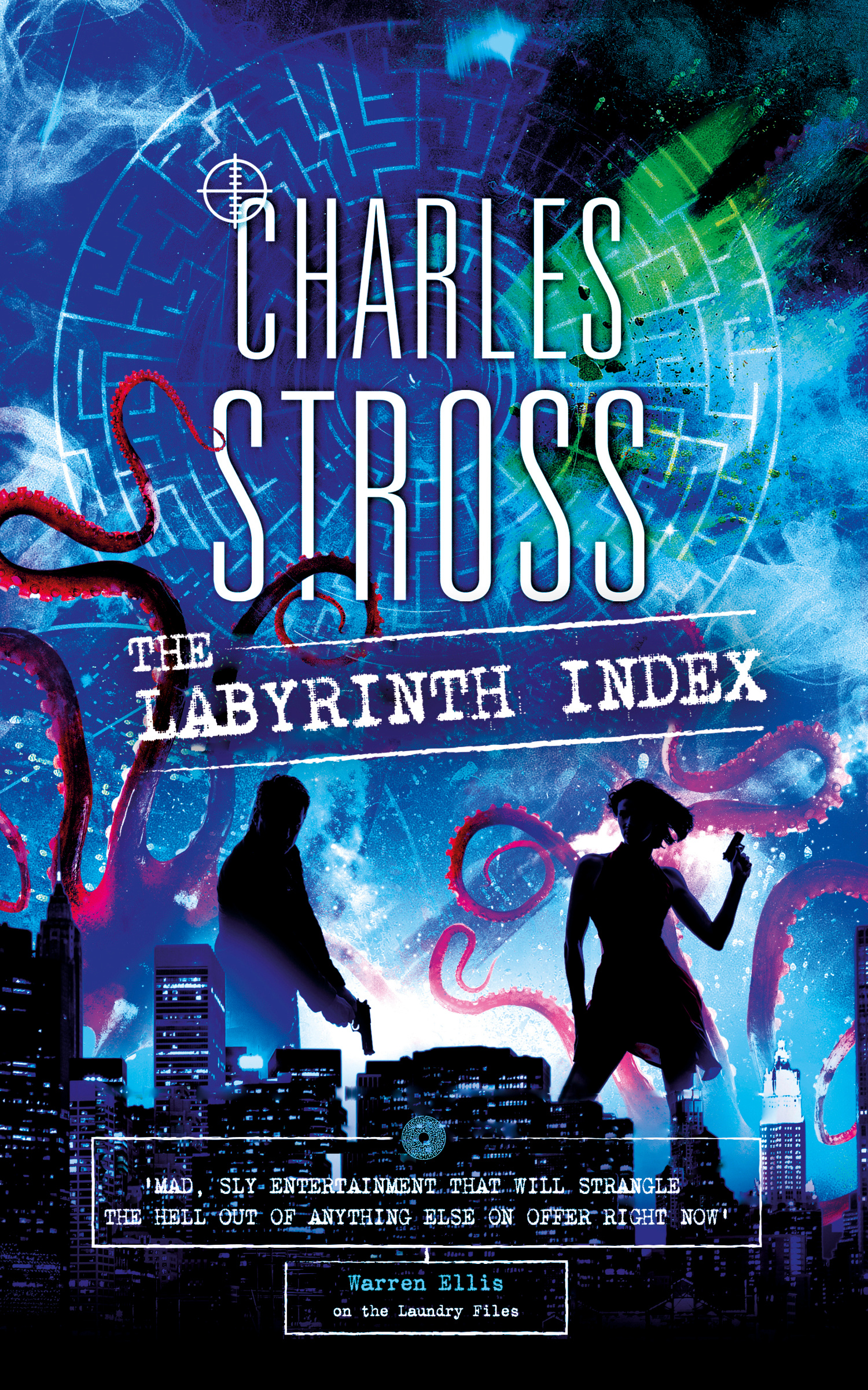 The Labyrinth Index: A Laundry Files Novel
