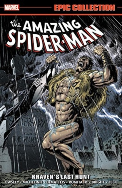 Amazing Spider-Man Epic Collection: Kraven's Last Hunt by Peter David, ISBN: 9781302907051