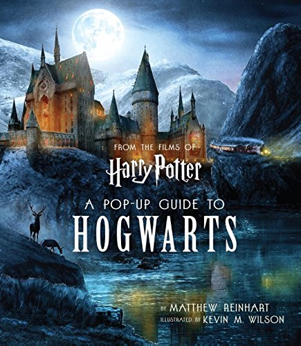 Harry Potter A Pop-Up Guide to Hogwarts by Matthew Reinhart, ISBN: 9789047626336