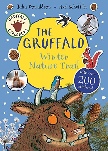 Gruffalo Explorersthe Gruffalo Winter Nature Trail