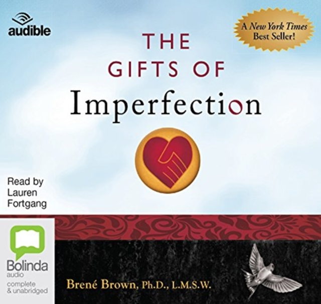 The Gifts of Imperfection: by Brené Brown, ISBN: 9781486287826