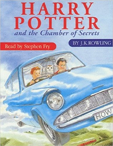 Harry Potter and the Chamber of Secrets (Cover to Cover)
