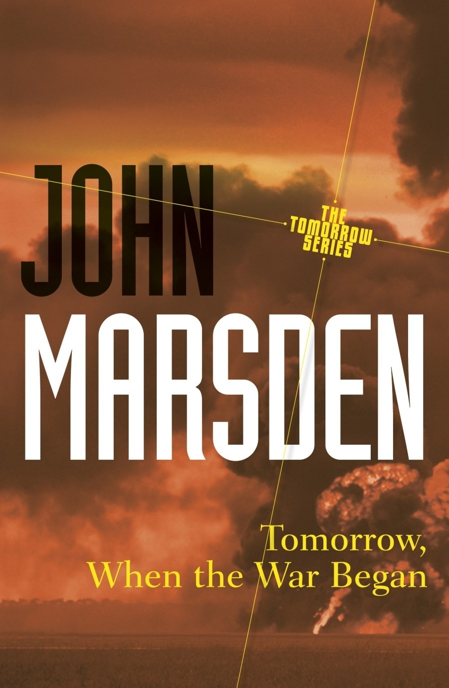 tomorrow when the war began john Tomorrow, when the war began is a solid entry in the genre of ya speculative fiction with a dystopian bent it also scores well on gender equality, though there were a few bits here and there along those lines that troubled me.