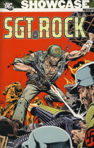 Showcase Presents: Sgt. Rock v. 3