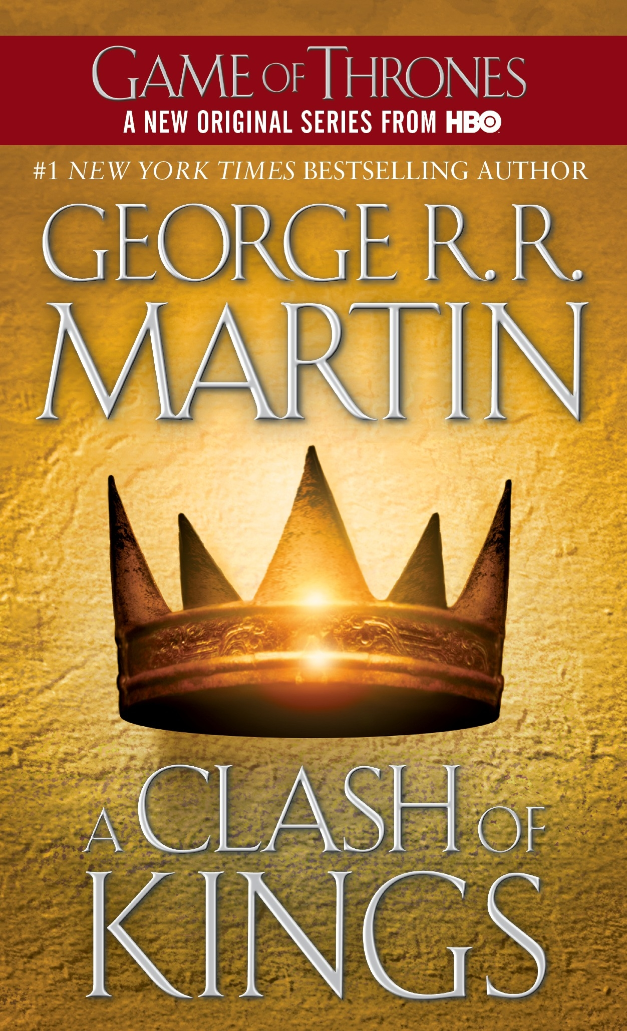 Cover Art for A Clash of Kings, ISBN: 9780553579901