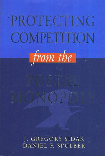 an analysis of the beginning of the end for the postal monopoly Usps vs congress if ever there was a time to make a case for the postal service's necessity in american civic, political, and cultural life, it may have already passed by nathan smith.
