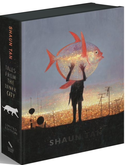 Tales from the Inner City Limited Edition Gift Box (Walker Studio) by Shaun Tan, ISBN: 9781406385168