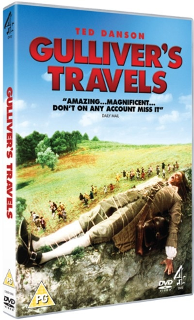 Gulliver's Travels [Region 2]