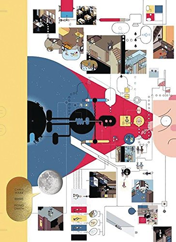 CHRIS WARE MONOGRAPH HC PX BOOKPLATE ED