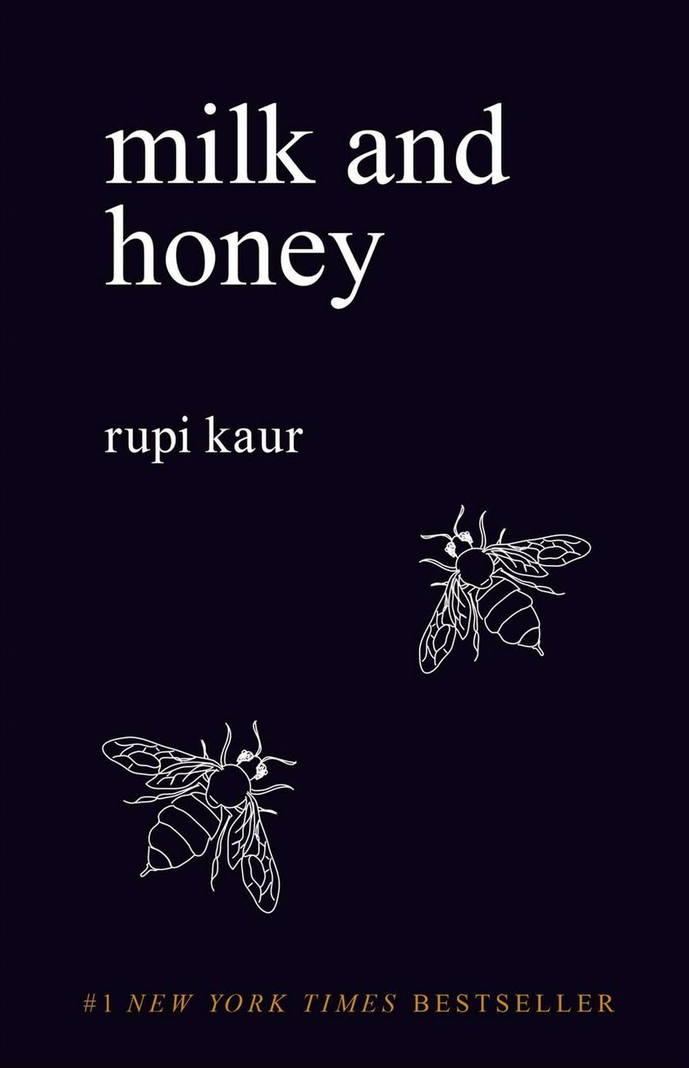 Milk and Honey by Rupi Kaur, ISBN: 9781449474256