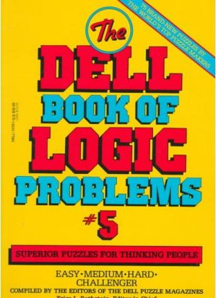 The Dell Book of Logic Problems, Number 5