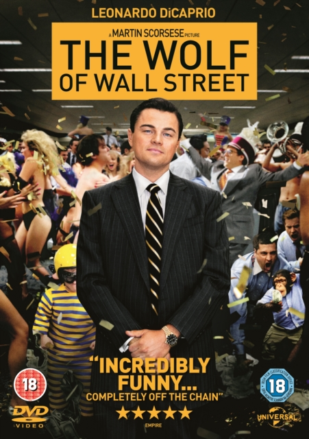 Cover Art for The Wolf of Wall Street [DVD] [2013], ISBN: 5050582972818
