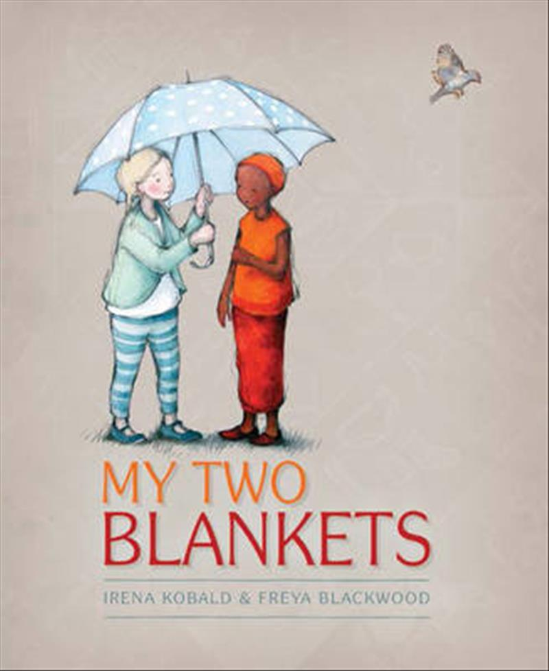 Cover Art for My Two Blankets, ISBN: 9781921714764