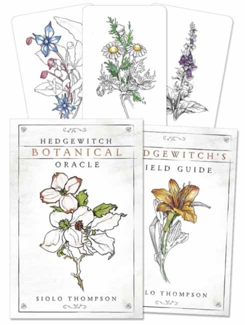 Hedgewitch Botanical Oracle by Siolo Thompson, ISBN: 9780738757537