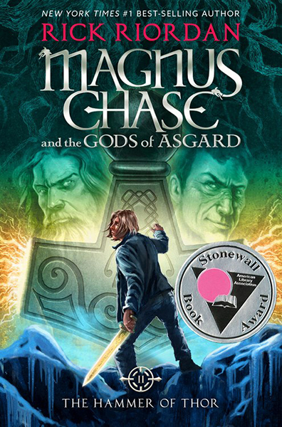 Magnus Chase And The Gods Of Asgard Book 2 Hammer Thor By Rick